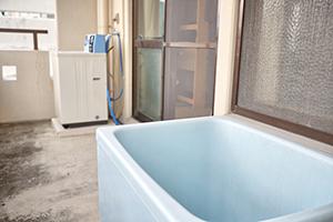 洗浄スペース