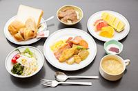 ホテルタイラ(平家亭)のこだわりの朝食